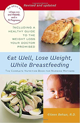 Eat Well, Lose Weight, While Breastfeeding