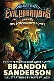 Kindle Store : The Scrivener's Bones: Alcatraz vs. the Evil Librarians (Alcatraz Versus the Evil Librarians)