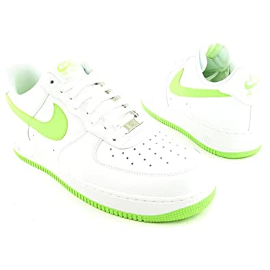 wholesale dealer 97886 b1989 Amazon.com   Nike Air Force One Sneaker White 12   Fashion Sneakers