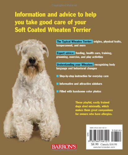 Soft Coated Wheaten Terriers (Complete Pet Owner's Manual) 2