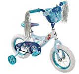 Wonders Shop USA My Elsa and Anna Frozen 12 inch Bike Bicycle With Training Wheels