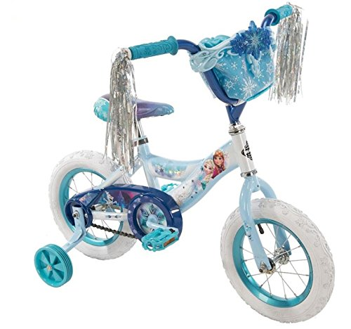 with Frozen Kid's Bikes design