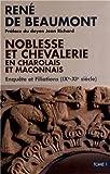Image de Noblesse et chevalerie en charolais