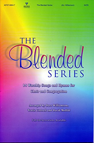 The Blended Series: SATB Dave Williamson
