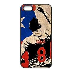 Arturo Vidal iPhone5s Cell Phone Case Black yyfabc_115111