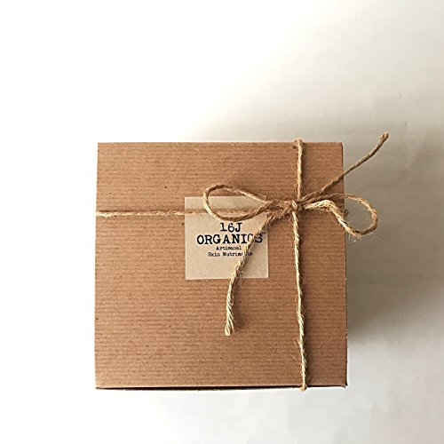 Renew Yourself Spa Collection -Gift Set- Organic 100% Natural - Body Sauce, Body Scrub, Lip Balm, Treat & Feed Your Skin With All Food Grade Ingredients