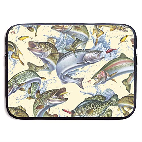 - Xxh 13 Inch Laptop Sleeve 15 Inch Computer Bag MacBook Air/pro Sleeve Cream Fish Notebook Case