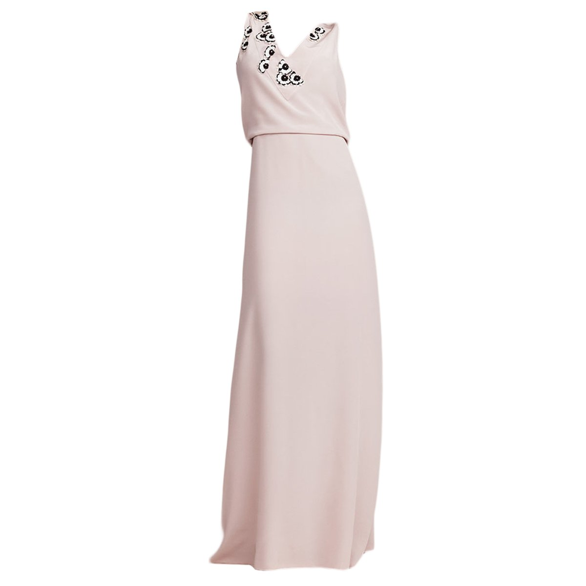 8485bc0ac6cee Women's Ermes Sequined Maxi Dress Sz 8 Pink at Amazon Women's Clothing  store: