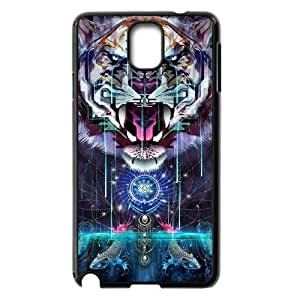 Tiger The Unique Printing Art Custom Phone Case for Samsung Galaxy Note 3 N9000,diy cover case ygtg538678