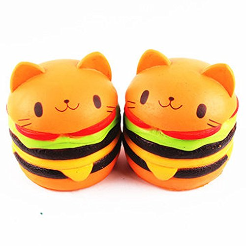 Cat Bendable Keychain - 4