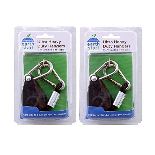 Hanger Reflector (Earth Start 2-Pack Ultra Heavy Duty 1/4
