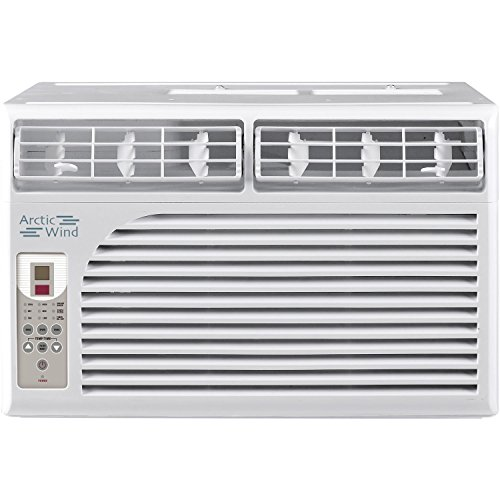 Arctic Wind 2016 Energy Star 6,000 BTU Window Air Conditioner by ARCTIC