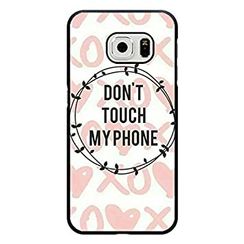 Samsung Galaxy S6 Edge 3d Plastic Coverexcellent Visual Funny