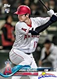 #3: SHOHEI OHTANI 2018 Topps FIRST EVER PRINTED TOPPS ROOKIE Card Los Angeles Angels! Limited Edition Special Rookie of Japan's Babe Ruth! Shipped in Ultra Pro Top Loader to Protect it! WOWZZER!
