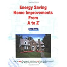 Energy Saving Home Improvements From A to Z