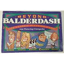 Parker Brothers Beyond Balderdash