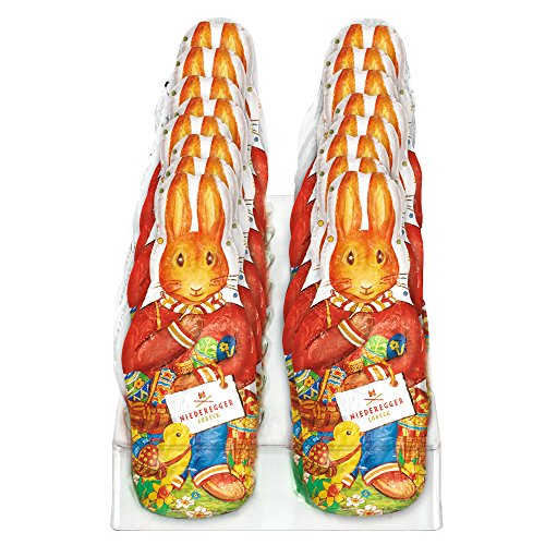 Niederegger Dark Chocolate Covered Marzipan Easter Bunny