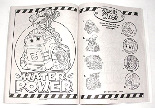 tonka coloring pages - photo#29