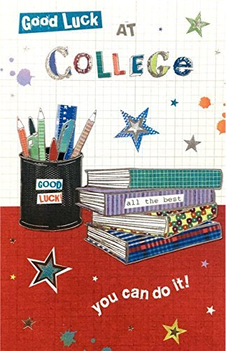 Amazon back to school good luck at college greeting card you back to school good luck at college greeting card you can do it success m4hsunfo
