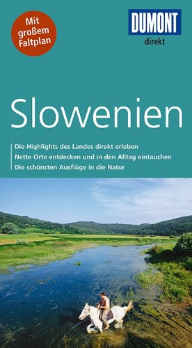 DuMont direkt Reiseführer Slowenien