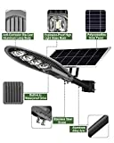 Commercial Solar Street Light, 20000LM 6000K