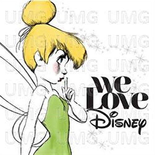 We Love Disney (Gold Deluxe)