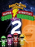 Annoying Orange - Sour Rangers #2