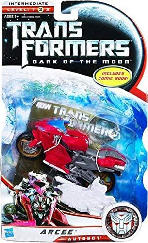 Hasbro Transformers Dark of the Moon Arcee Exclusive Deluxe Action Figure 32034
