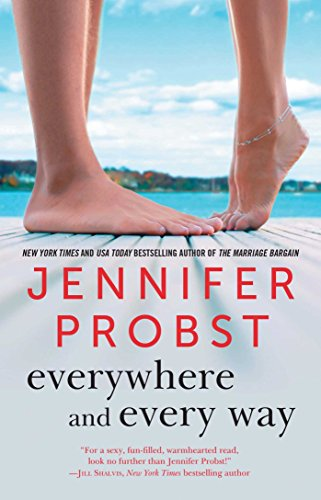 Everywhere and Every Way (The Billionaire Builders Book 1) by [Probst, Jennifer]