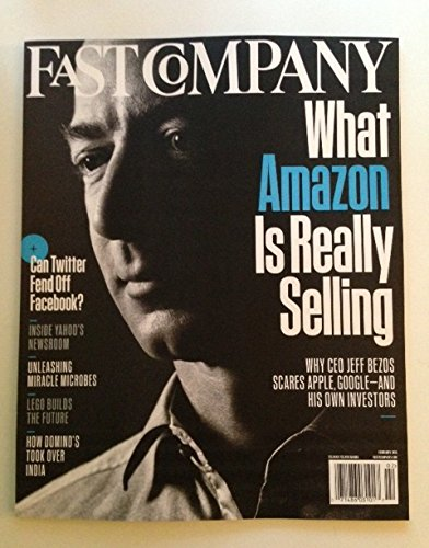 Read Online Fast Company February 2015 Jeff Bezos - What Amazon is Really Selling ebook