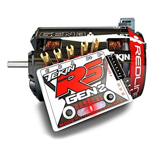Tekin, Inc RS Gen2 ESC, 8.5T Gen3 Sensored Brushless Motor System -
