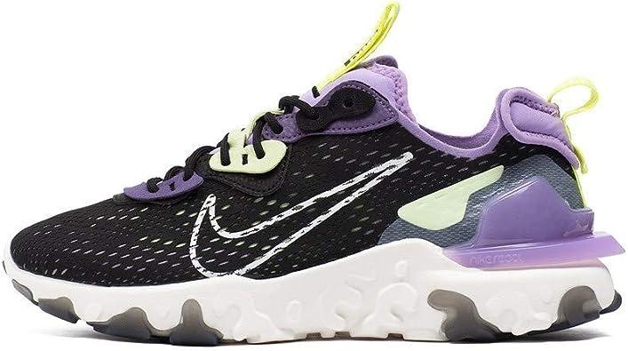 NIKE W NSW React Vision, Zapatillas para Correr Mujer, EU: Amazon.es: Zapatos y complementos