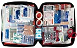 Pac-Kit by First Aid Only Outdoor First Aid Kit, Soft Case, 205-Piece Kit