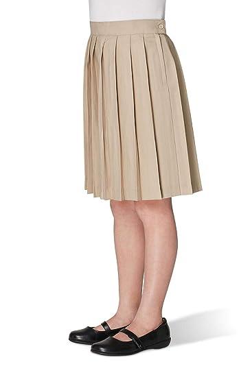 6d518d71edd32b Amazon.com: French Toast Girls' Pleated Skirt: Clothing