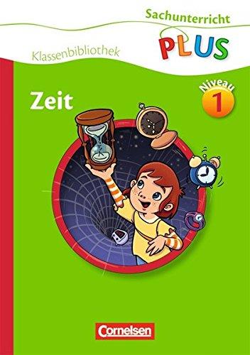 Sachunterricht plus - Grundschule - Klassenbibliothek: Zeit