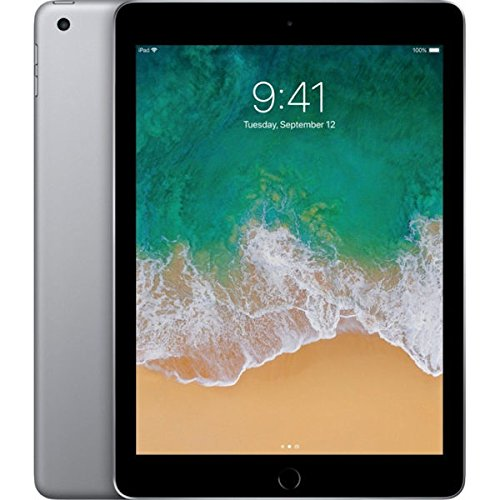 Apple iPad 9.7' (2017) 128GB Wi-Fi - Space...