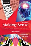 Making Sense in Psychology: A Student's Guide to Research and Writing