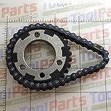 Milwaukee 14-46-1175 Chain / Sprocket Kit
