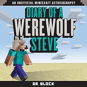 Diary of a Werewolf Steve Audiobook