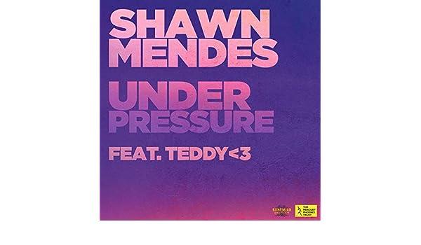 Under Pressure [feat. teddy<3] de Shawn Mendes en Amazon Music - Amazon.es