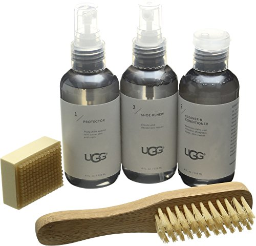 Kit Shoe Care Kits - UGG Accessories Shoe Care Kit, Natural, One Size Fits All Medium US