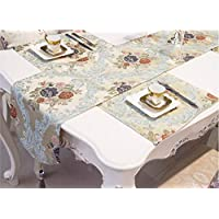 HRFFCLH Table Tunner, Table Cloth, Coffee Table Flag Tablecloth, Bed Flag Bed Towel,D,33160