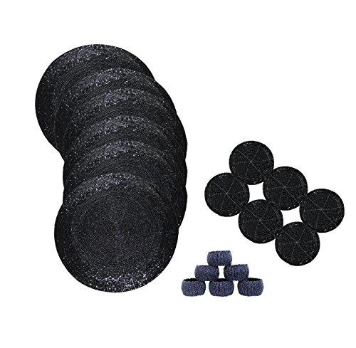 dakshcraft-6-beaded-round-ethnic-placemat-tablematdia-12-with-6-tea-cup-coasterdia-4-and-6-napkin-ri