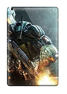 New Cute Funny Crysis 2 Weapons Suit Case Cover/ Ipad Mini/mini 2 Case Cover