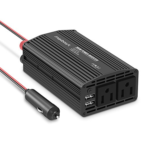 Maxboost Inverter Charger Aluminum Battery