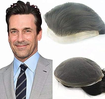 men's toupee hair pieces