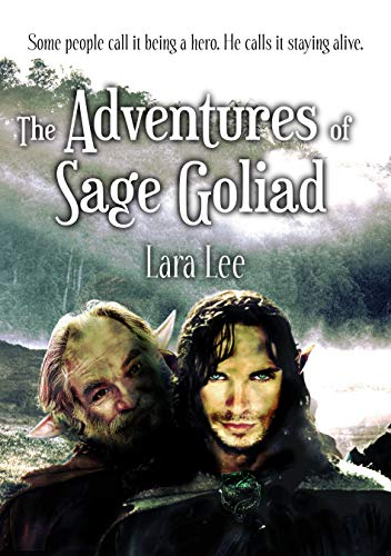 Adventures of Sage Goliad Before Gryphendale, Sage Goliad was already a brash rogue bent on saving the world one ill-advised decision at a time. Accompanied by his adopted father, the absent-minded Dryad inventer, Toble, Sage's escapades include escapes from a Troll during a sands