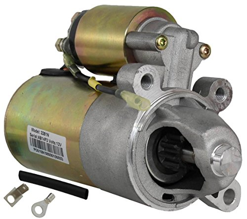 STARTER MOTOR FITS FORD CONTOUR FOCUS MERCURY COUGAR MYSTIQUE 2.0 MANUAL TRANSMISSION SA-813