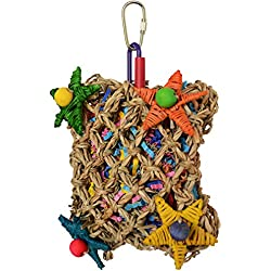 "Super Bird Creations Pickin' Pocket Bird Toy 7.5"" x 5"""