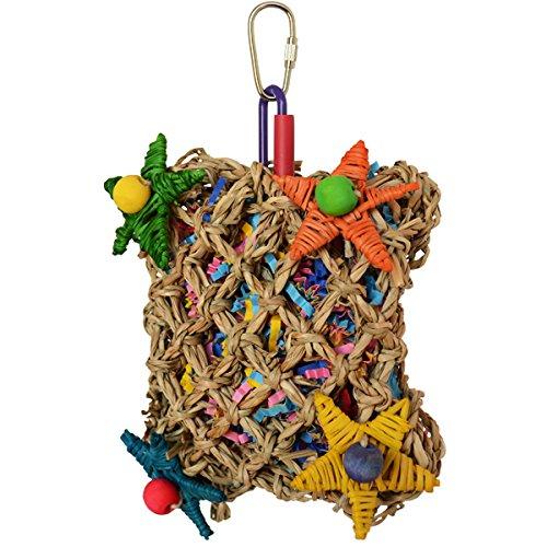 Super Bird Creations Pickin' Pocket Bird Toy 7.5